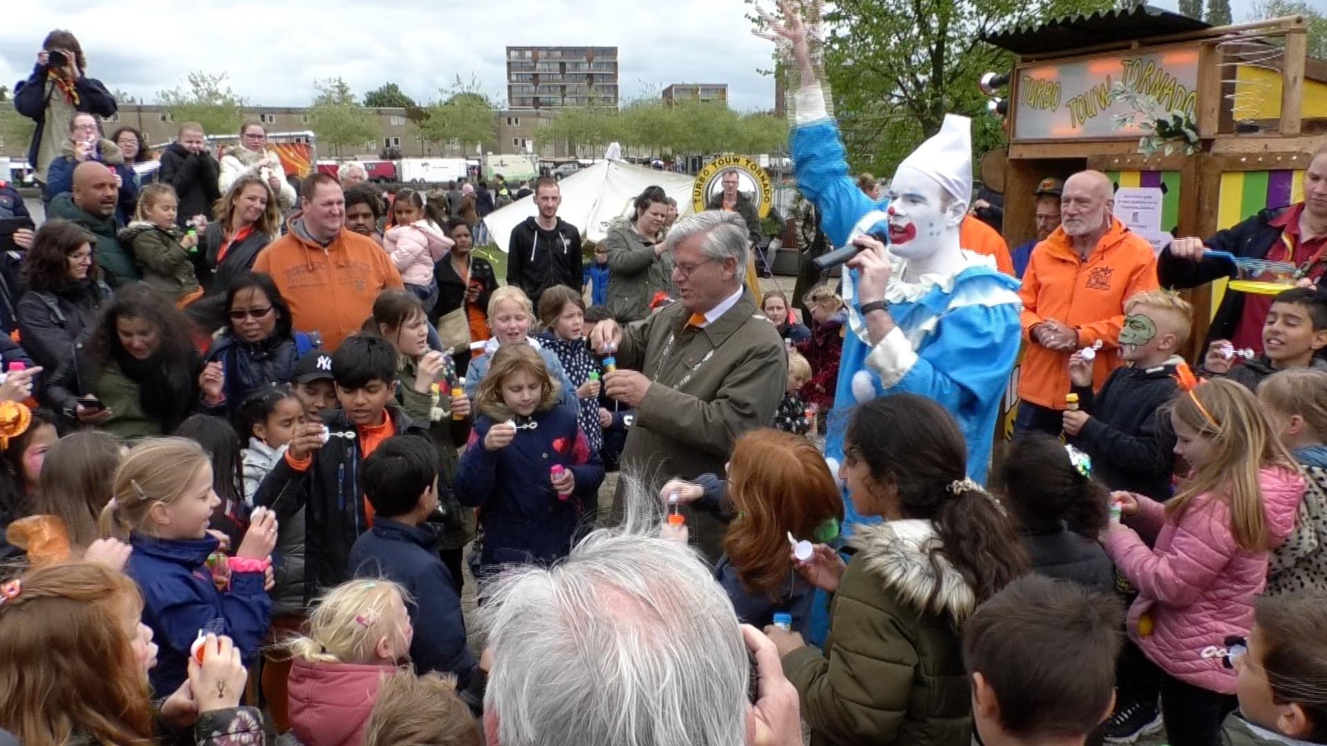 Ook dit jaar weer een gezellige Koningsdag in Zoetermeer!
