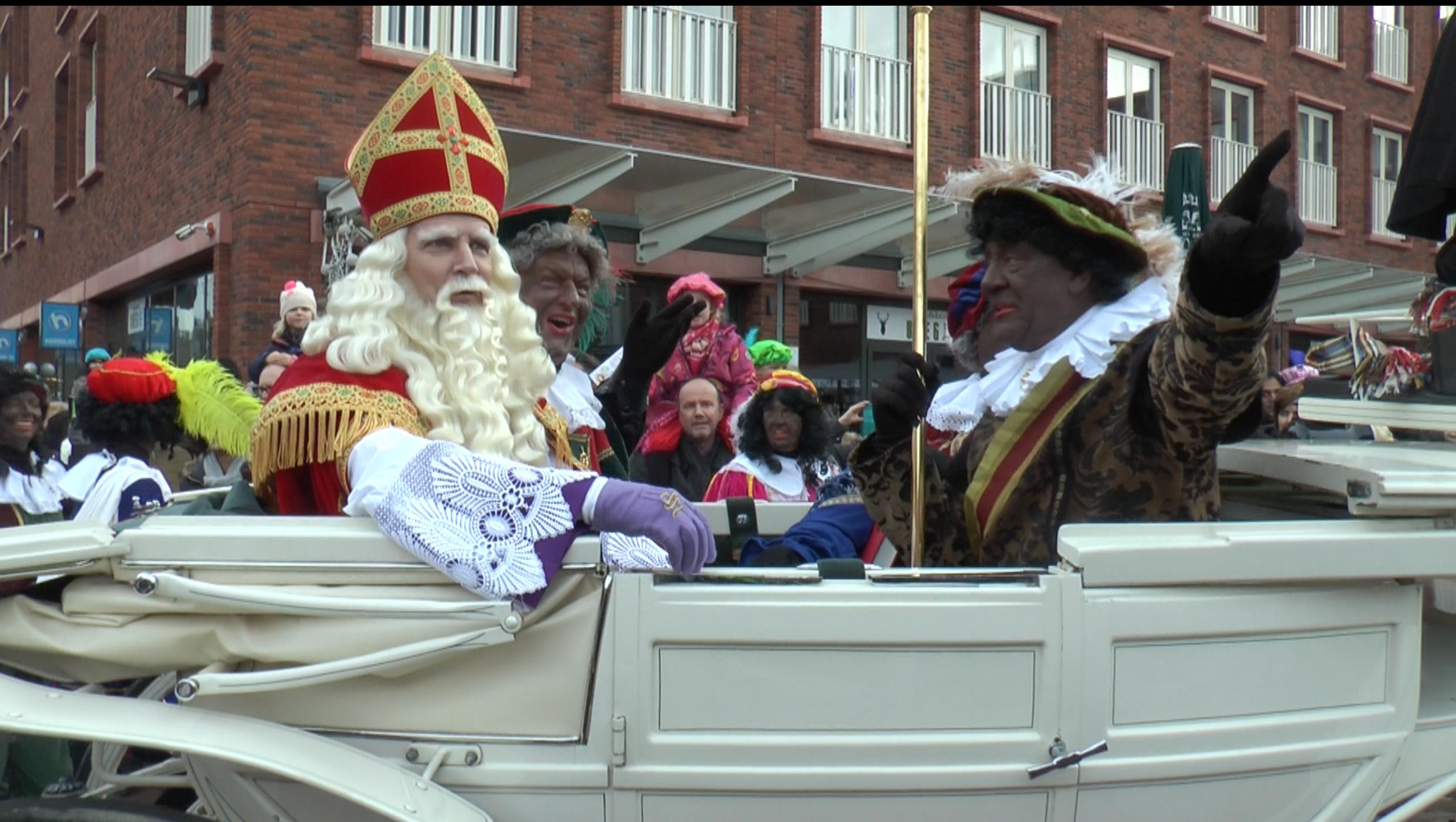 Intocht Sinterklaas stadshart Zoetermeer 2019