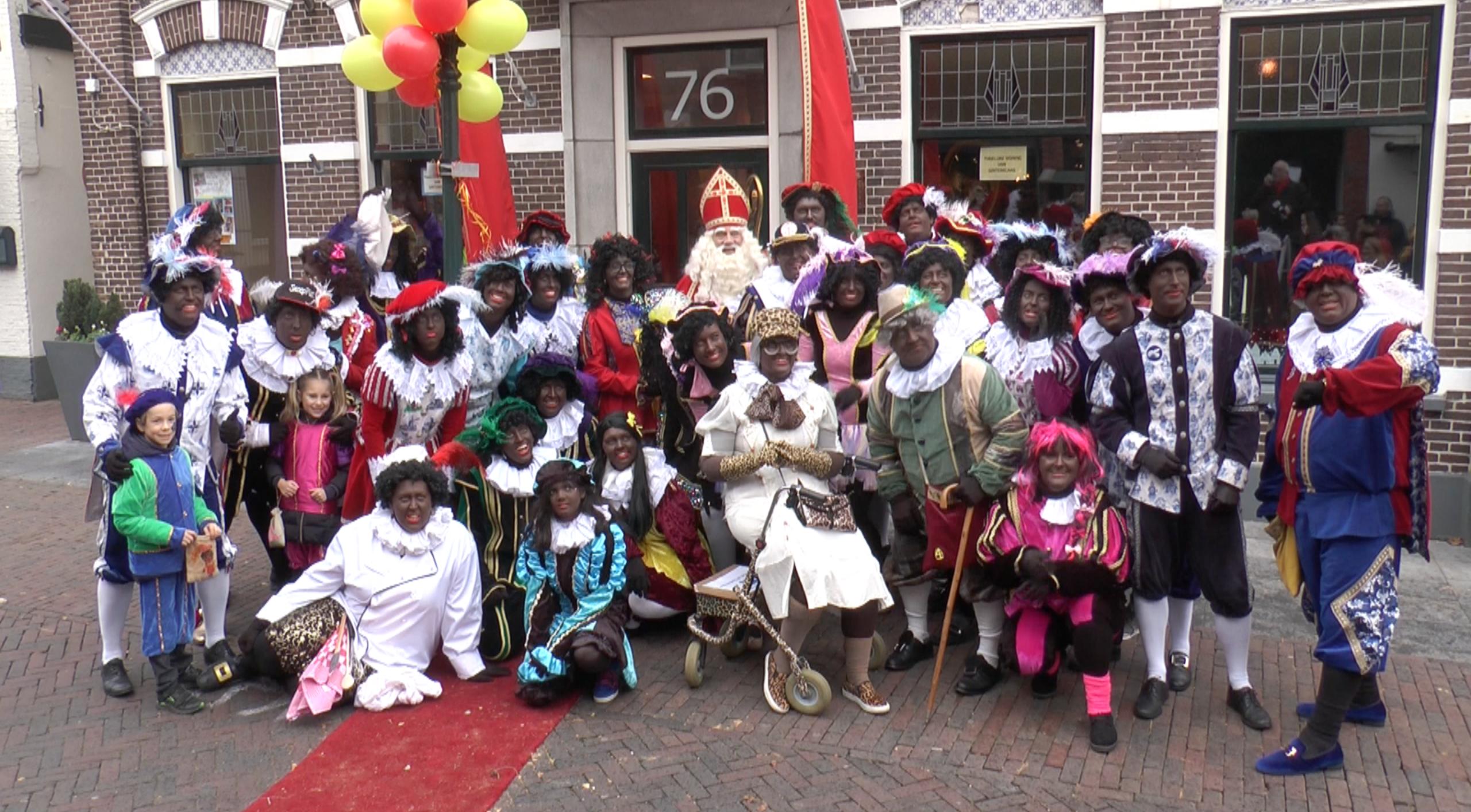 Intocht Sinterklaas Dorpsstraat 2019